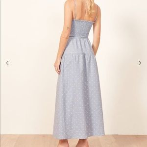 Reformation Dresses - SoldNWT Reformation kitty two-piece set M